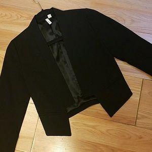 Black Frenchi jacket